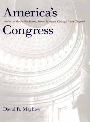 America's Congress By Mayhew, David R.
